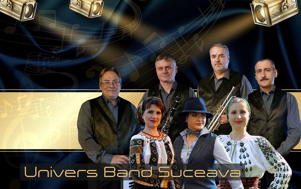 Formaţie Nuntă Univers Band Suceava Wedding Prest Suceava