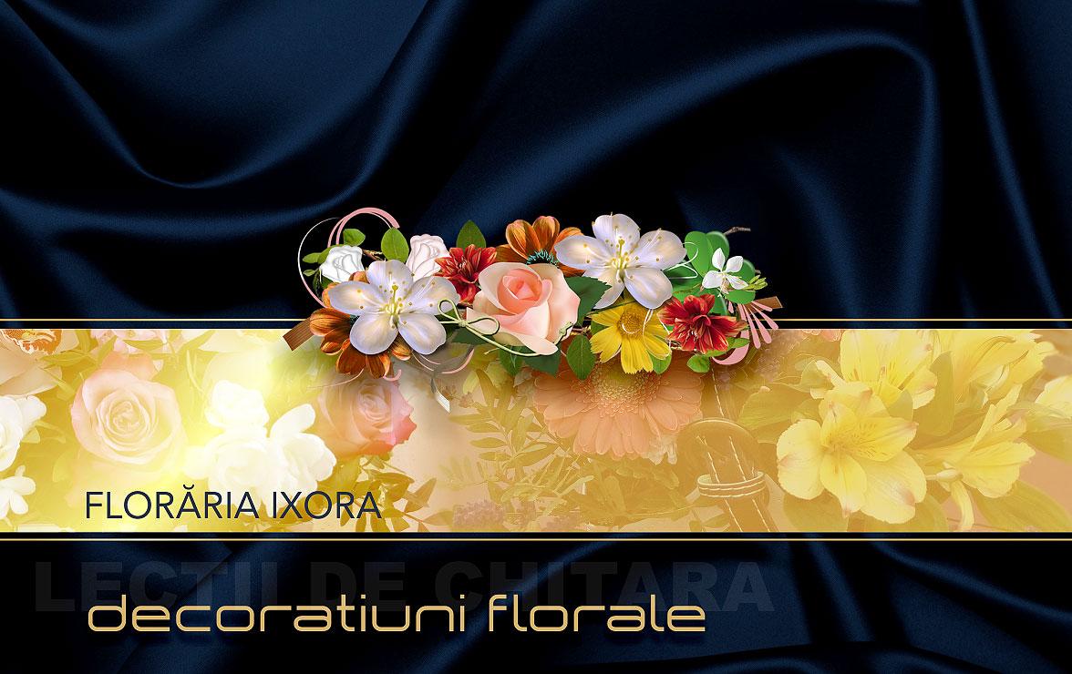 Florăria Ixora - decoraţiuni florale Suceava