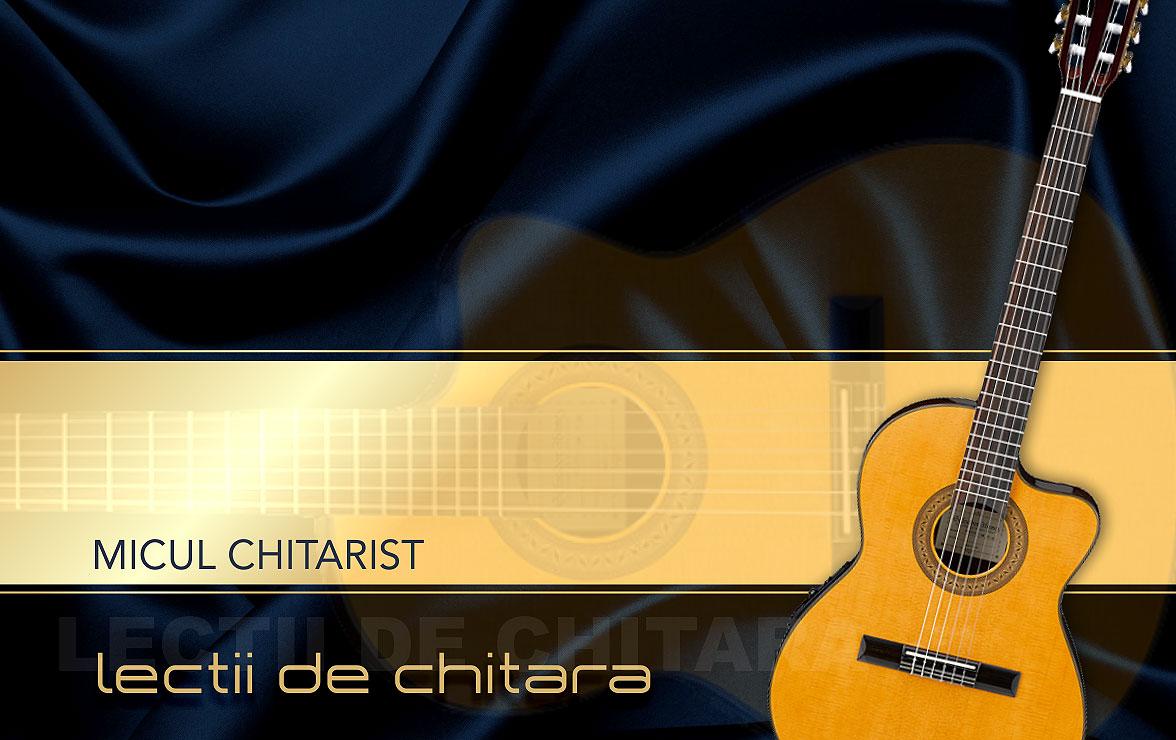 Lecţii de chitară Micul Chitarist Suceava